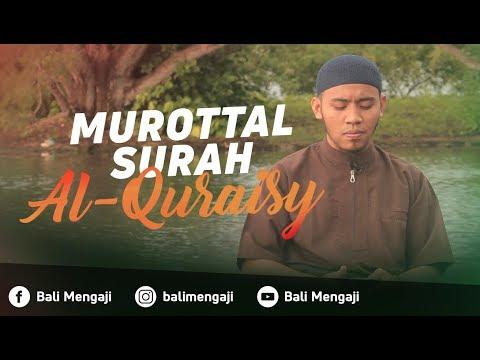 Murottal Surah Al-Quraisy - Mashudi Malik Bin Maliki