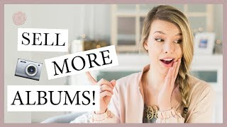 How to Sell More Wedding Albums to Your Clients