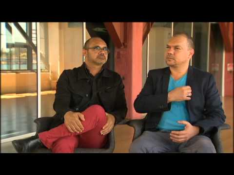 Living Black Conversations S2013 Ep7 - Stephen and David Page