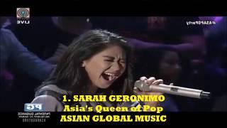 Asia's Powerful Vocal SLAYERS - Sarah G., Agnez Mo, Anggun, Dimash and Lea Salonga