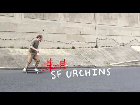 """SF URCHINS"" (Street Urchins in San Francisco)"