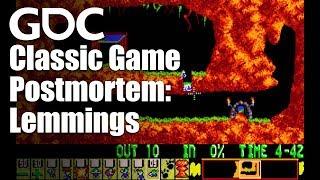 Classic Game Postmortem: Lemmings
