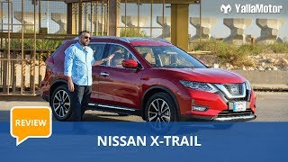 2018 Nissan X-Trail Review | YallaMotor 🚙
