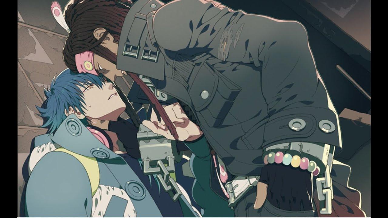Pin en Dramatical Murder - Aoba & Clear Zerochan Art