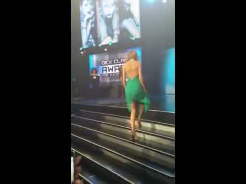 Harry during Taylor Swift's Award for excellence- Haylor Never Die-