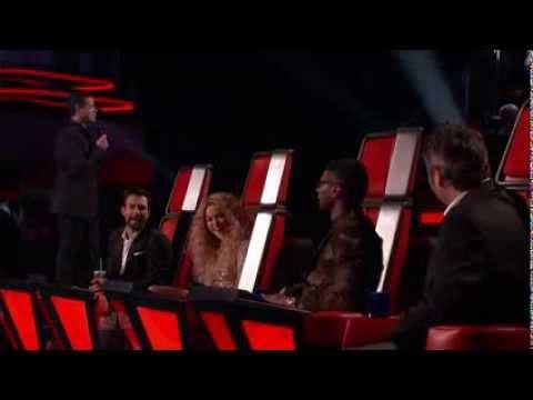 Shakira's Vocabulary on The Voice US