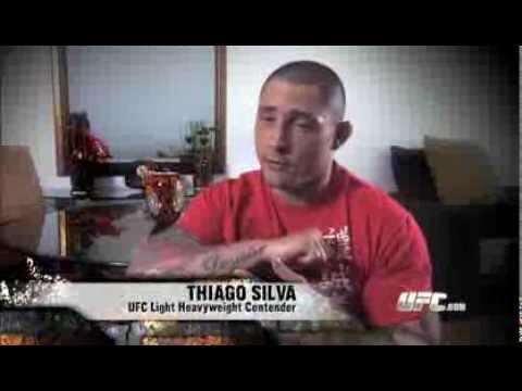 Thiago Silva and Thaysa Kamiji story