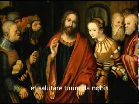 Mariano Garau - O Domine Jesu Christe