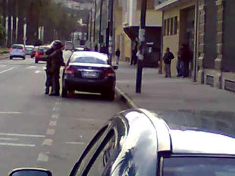 meanwhile in avenida brasil post desalojo retoma FIN-PUCV