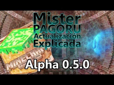Minecraft Updates - Reactores en la Pocket Edition Alpha [0.5.0]