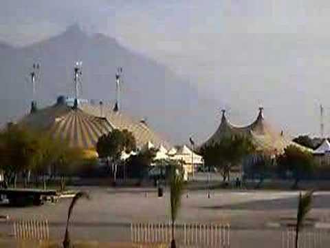 Cirque du Soleil - Quidam en Monterrey