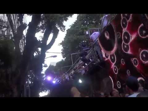 Início Largadinho Domingo 2014 Carnaval de Salvador - Molinho
