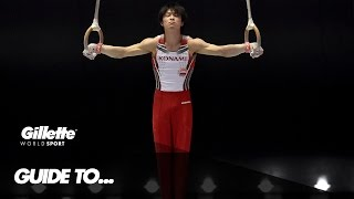Kohei Uchimura's Guide to Gymnastics Apparatus | Gillette World Sport