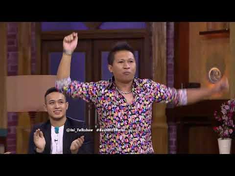 The Best Ini Talk Show  - Wah Mang Saswi Ternyata Pernah Sekolah Militer