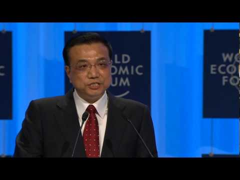 Davos Annual Meeting 2010 -  Special Address by Li Keqiang