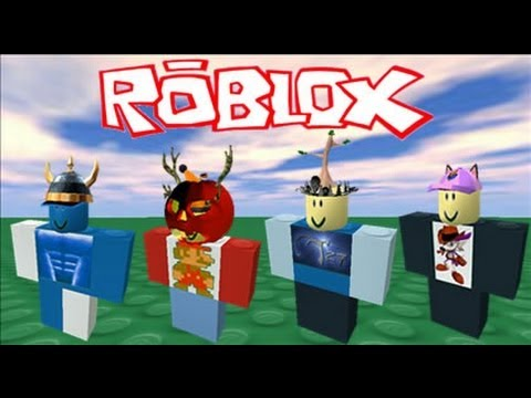 how to build stuff on roblox