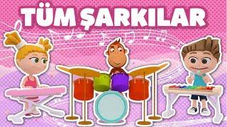 Kukuli – TÜM ŞARKILAR | Eğlenceli Çocuk Şarkıları & Çizgi Filmler