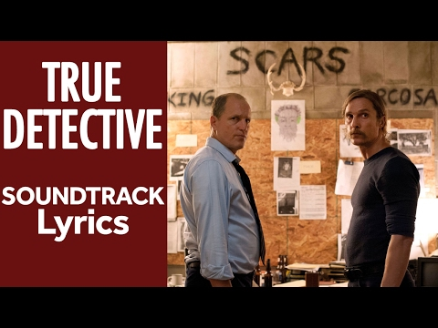 True Detective Theme - Lyrics - Far From Any Road - The Handsome Family (HD)