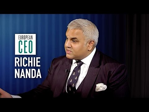 Millionaire Dr Richie Nanda: from the streets of India to The Sunday Times Rich List