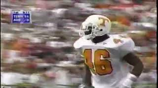 Highlights - 1998 Tennessee vs. Auburn