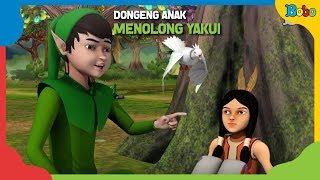 Dongeng Anak-Menolong Yakui-Petualangan Oki & Nirmala-Indonesian Fairy Tales