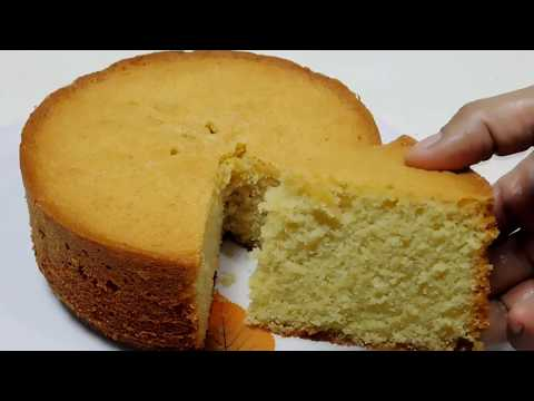 Whole Wheat Pound Cake Recipe Without Oven | Wheat Butter Cake Recipe