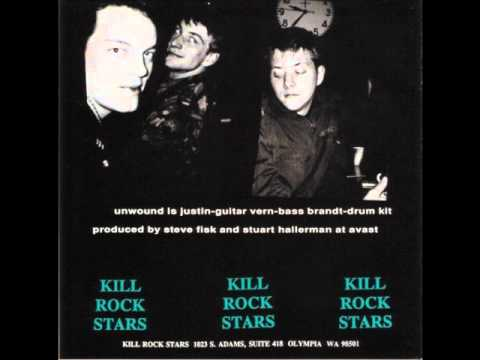 Unwound - Miserific Condition