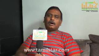 Dhanapal Padmanabhan At Parandhu Sella Vaa Movie Team Interview