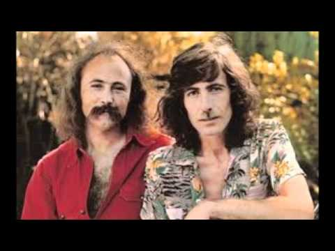 Crosby, Stills & Nash - Broken Bird