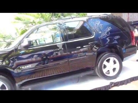 Chevrolet Tahoe 2014 video venta versión Colombia