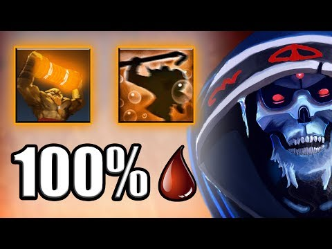 Enchant Totem Hit + 100% Passive Crit [One Shot Dominating] Dota 2 Ability Draft