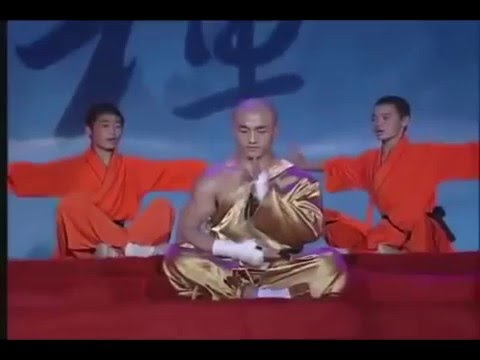 Yi Long crazy shaolin