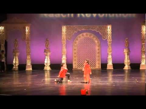 Nrityakala Dance Minor - Remix of kyon aage peeche bachna ae...