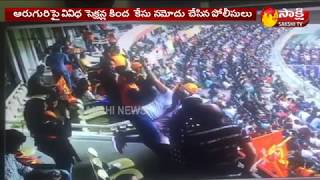 6 Held for Misbehaving During IPL Match | ఉప్పల్ స్టేడియంలో హల్చల్ చేసినవారిపై కేసు నమోదు..