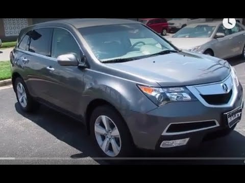 2012 Acura MDX 3.7 SH-AWD Walkaround, Start up, Exhaust, Tour and Overview