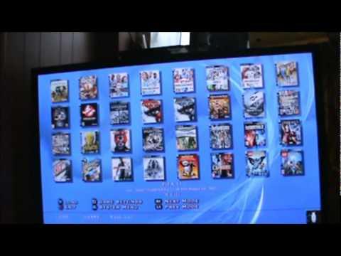 Multiman on PS3 - Cargar juegos con USB o disco duro externo  PS3 3.70