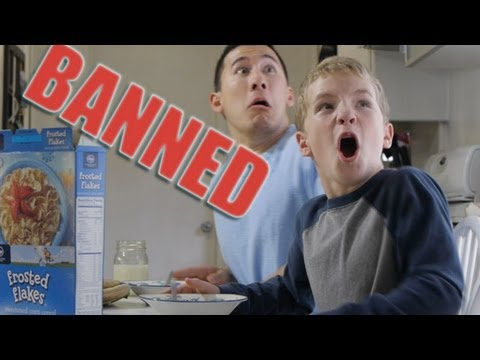 Banned Frosted Flakes Commercial (feat. Markiplier)