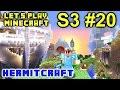 Minecraft Amplified Survival Ep. 20 - Stocking Up !!! ( Hermitcraft Server )