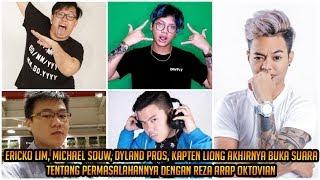 Download Lagu Ericko Lim, Dyland Pros, Michael Souw Akhirnya Buka Suara Tentang Masalahnya Dengan Reza Oktovian Gratis STAFABAND
