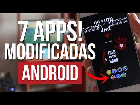 7 APPS MODIFICADAS ANDROID Con todo Ilimitado Gratis | JeaC