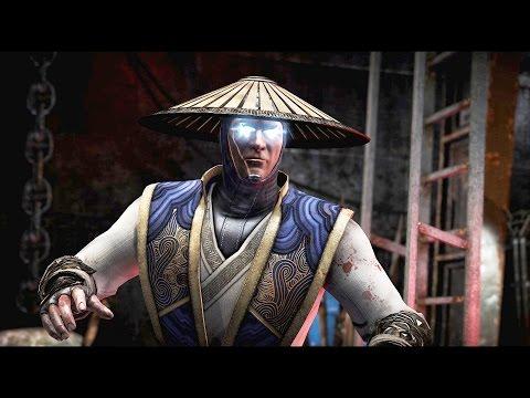 Mortal Kombat X - Raiden Fatalities Fatality