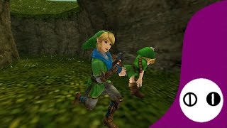 If Adult Link Did Young Link Dungeons (Ocarina of Time)