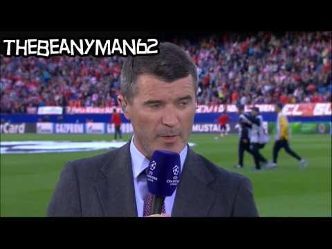 David Moyes Sacked   Roy Keane Says Man Utd Players Should Be Ashamed Of Themselves