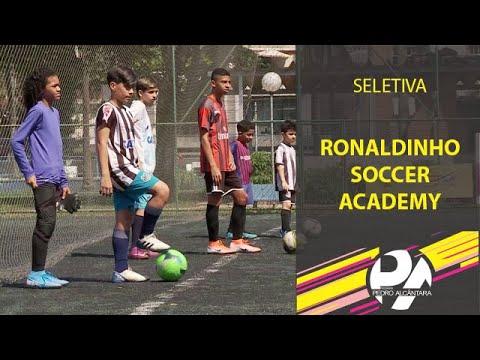 Seletiva Ronaldinho Soccer Academy