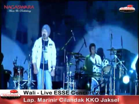 Wali Abatasa, Records Live Video Streaming Nagaswara Fm Esse Concert Cilandak Jakarta video