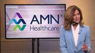 AMN Healthcare Services CEO: Strong Demand for Staffing | Mad Money | CNBC