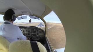 Landing in Scottsbluff