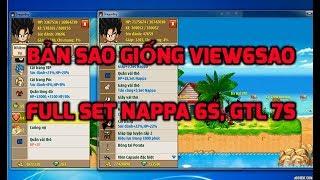 Ngọc Rồng Online - Bản sao của View6sao...Full set nappa 6s...GTL 7s