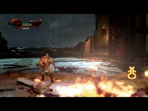 God of War III - Boss #3: Hermes