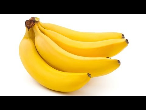 Vitamins and Minerals in Bananas - Bananas Health Benefits